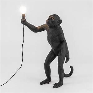 Seletti Monkey Lamp : buy seletti monkey lamp standing black amara ~ Buech-reservation.com Haus und Dekorationen