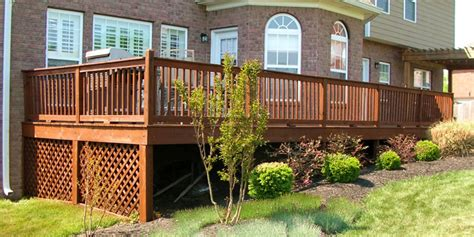 bakers gray   professional fence  deck stain