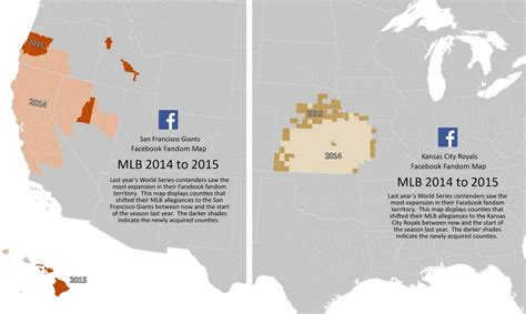 map shows   popular mlb team    county
