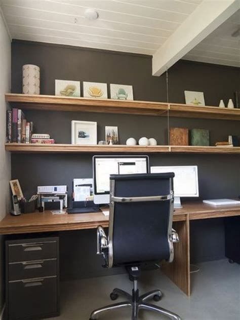 chic masculine home office furniture ideas digsdigs