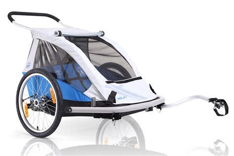neue xlc anhaenger allrounder zum transport von kind und