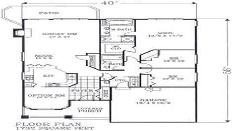 craftsman floor plans craftsman open floor plans craftsman bungalow floor plans