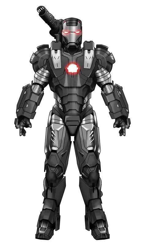 War Machine 001 By Efrajoey1 On Deviantart