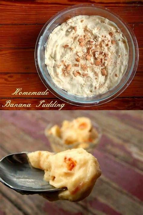 fashioned homemade banana pudding recipe restless