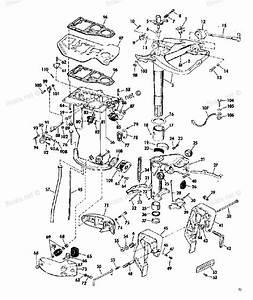 0377949 Johnson Accessory Steering Handle Kit