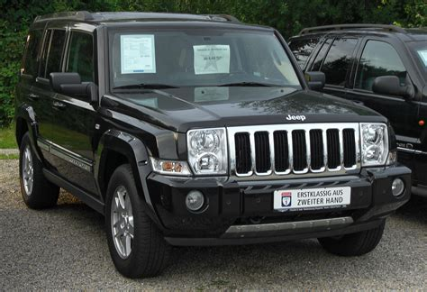 jeep commander 2012 file jeep commander 3 0 crd front jpg wikimedia commons