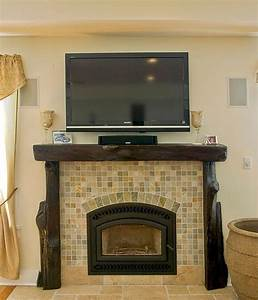 wood fireplace mantels a cozy focal point element for With fireplace surround ideas for perfect focal point