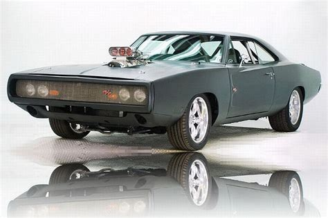 Fast and Furious 4 1970 Dodge Charger RT Up for Grabs