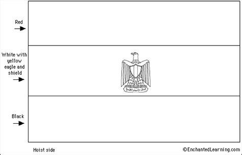 Egypt's Flag Quiz/printout
