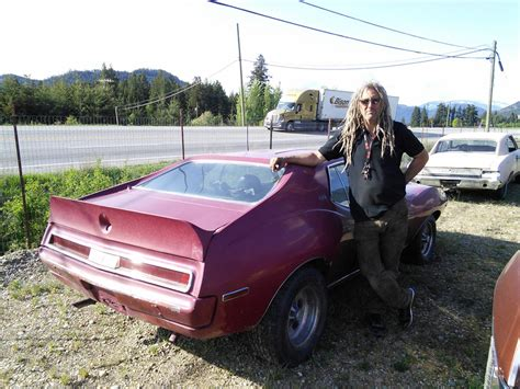 tappen valley rusty restorations mike hall salmon arm rasta resident seeks collectors classic