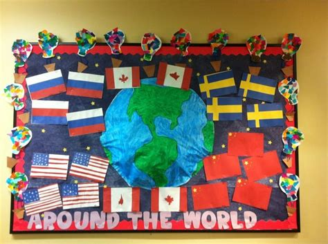 flags   world bulletin board bulletin boards