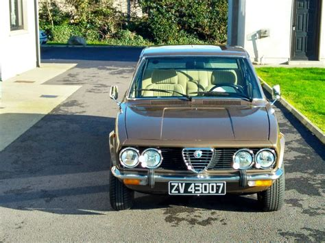 Alfa Romeo Alfetta For Sale by 1980 Alfa Romeo Alfetta 1 6 Sedan Sold Car And Classic