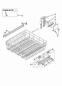 33 Kenmore Elite Dishwasher Parts Diagram