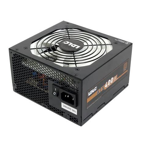 alimentation ordinateur de bureau ldlc bg 400 quality select 80plus bronze alimentation pc