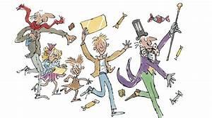 Family Events in Dublin - Roald Dahl Day - Hangout.ie