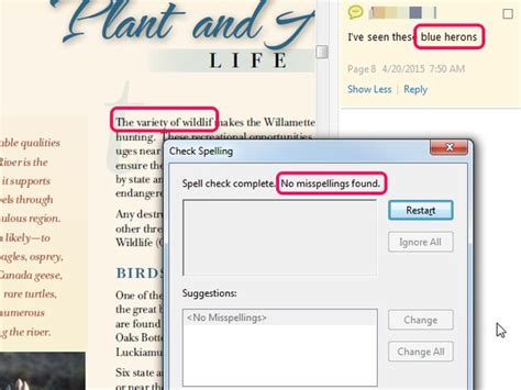 How Do I Use Spell Check in Adobe Acrobat? | Techwalla