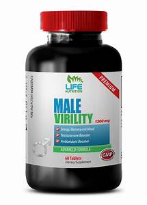Male Verility Enhancement Pills Increases Testosterone Muscle Mass 1b