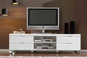 Living Room Contemporary TV Stand Design Ideas For