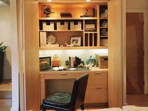creative ways  hide  small home office renoguide