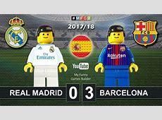 Real Madrid vs Barcelona 03 • El Clasico • LaLiga 2018
