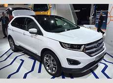 Os novos SUV e Crossovers para 2016