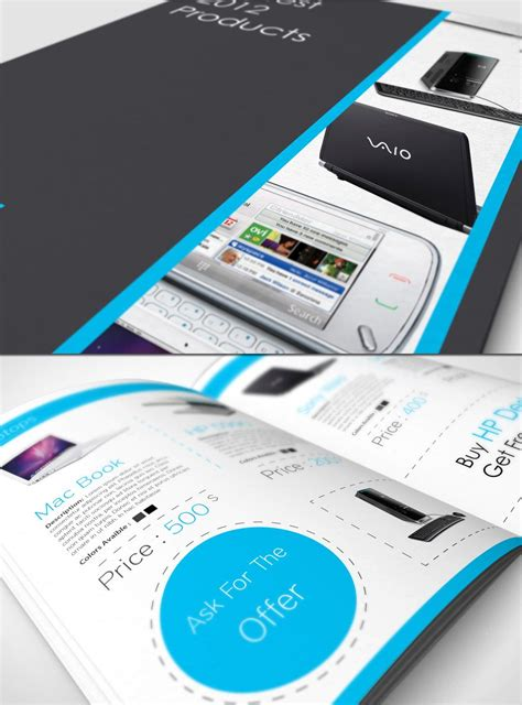 products showcase indesign  pp  unicogfx