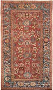 Sultanabad  West Central Persian Antique Rug