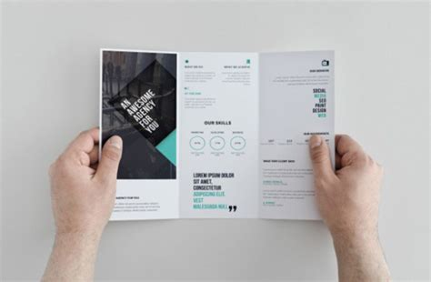 Corporate Brochure Design Psd Free by 40 Print Ready Brochure Templates Free And Premium