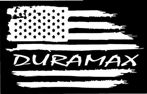 Duramax Diesel Duramax Logo Wallpaper by American Flag Duramax Chevy Chevrolet Vinyl Sticker Decal