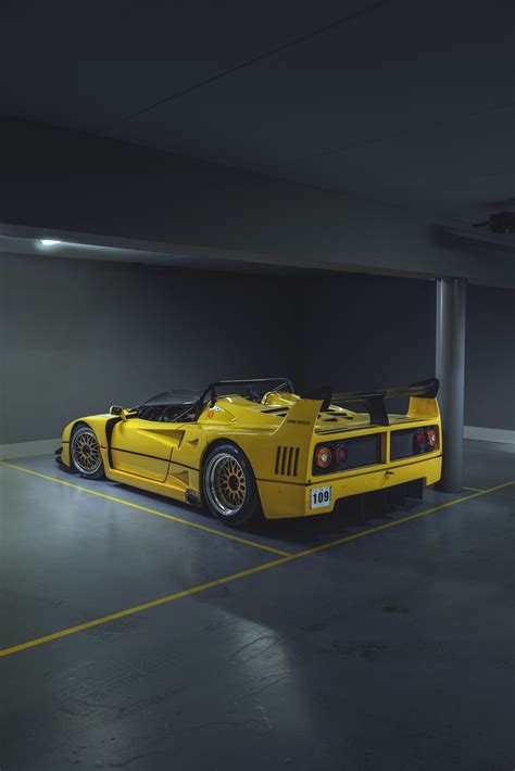 Additionally, i have spoken to sources at the factory confirming that there were at least 9 yellow cars and a couple of black cars. VWVortex.com - Ferrari F40 Barchetta... Never knew this existed