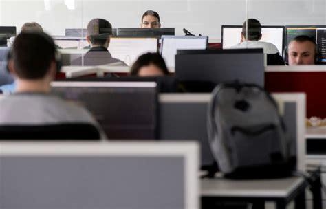 au bureau lab鑒e l 39 espace de travail idéal des actifs au bureau est un bureau individuel fermé challenges fr