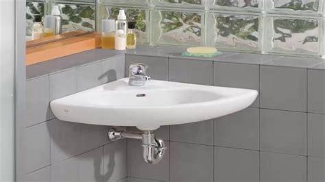 kitchen sink in corner small bathroom corner sinks 5836