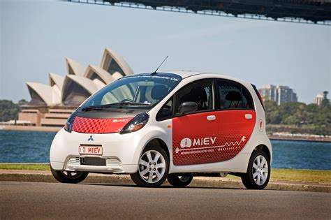 Mitsubishi Car : Why Australians Aren't Buying Electric Cars
