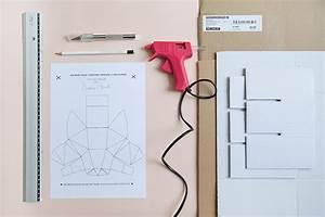Trophée Animaux Origami : tuto trophee origami ~ Teatrodelosmanantiales.com Idées de Décoration