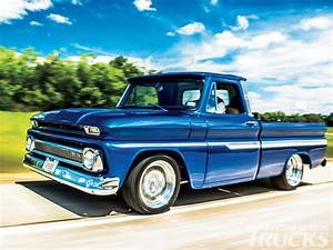 1964 Chevy C10 - True Blue Companion