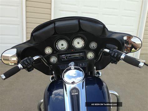 Harley Davidson 2012 Flhx Streetglide 103ci Cruise Control