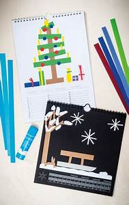 Kalender Selber Basteln Ideen : kalender selber machen anleitung kalender basteln zu weihnachten ideen tipps kreative kalender ~ Orissabook.com Haus und Dekorationen