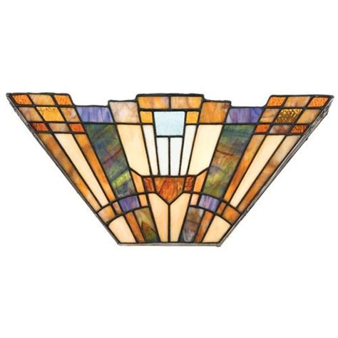 12 best images about stained glass wall sconce on