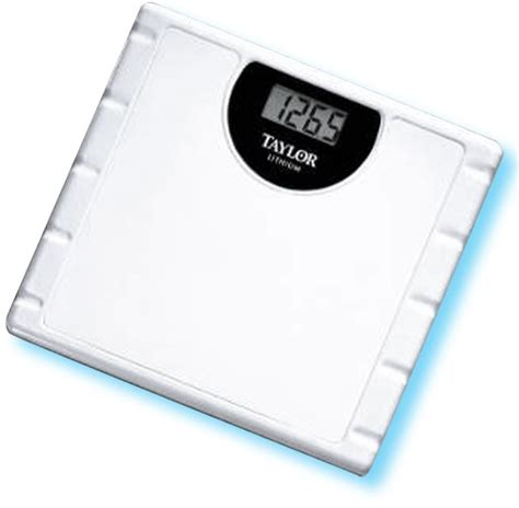 bathroom scales battery 174 lithium electronic bathroom scale 772 7000