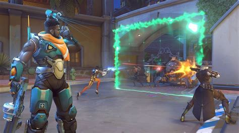 Overwatch Releases Possible Sigma Teaser Game Rant