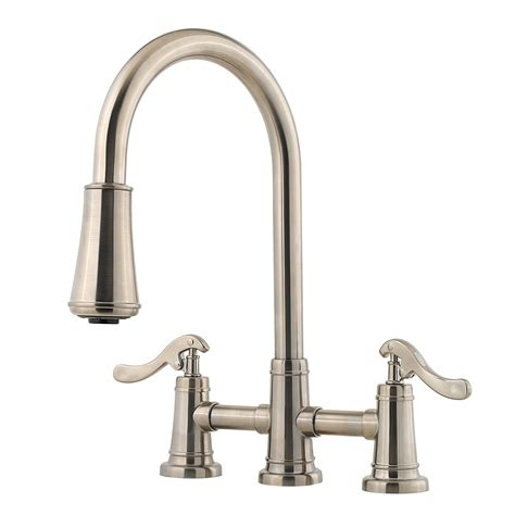 pfister kitchen faucet reviews pfister ashfield handle deck mounted kitchen faucet