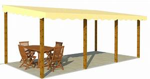 Que Mettre Sur Le Toit D Une Pergola : bache cr ation vente en ligne de bache pour toit de terrasse ~ Melissatoandfro.com Idées de Décoration