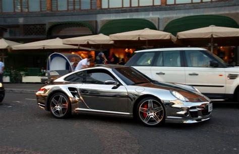 Porsche 911 Modification chrome modification quot porsche quot 911 adavenautomodified