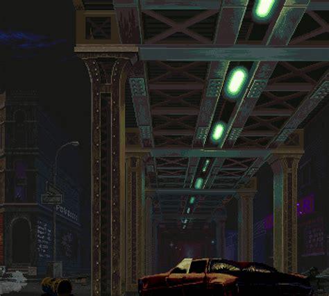 pixel cyberpunk city wallpaper engine  wallpaper