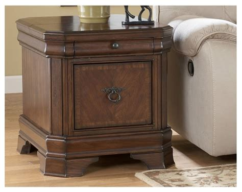 Drum Storage Cabinet by Hamlyn Storage End Table Traditional Side Tables And
