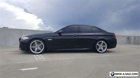 2011 Bmw 5 Series by 2011 Bmw 5 Series Black For Sale In United States