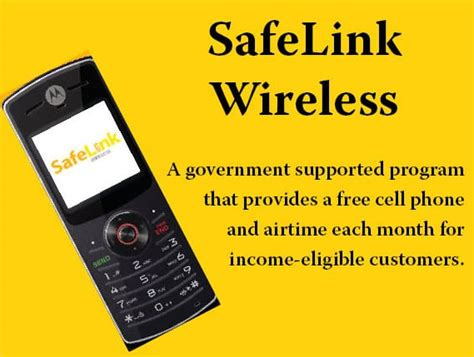 The phone safelink sent actually did work better and i did eventually get my own phone. Free SafeLink Wireless Phones Under LifeLine Program