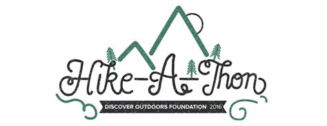 Discover Outdoors Foundation Hike-a-thon 2016
