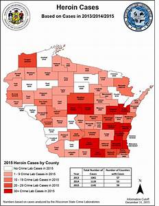 Cases by County | Wisconsin Department of Justice