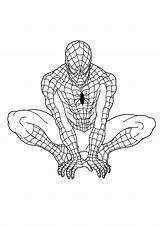 Coloring Pages Squad Hero Super Spider Man Superhero Superhereos Random Spiderman Activities Printable Superheroes Ones Books Last Little Parentune Momjunction sketch template